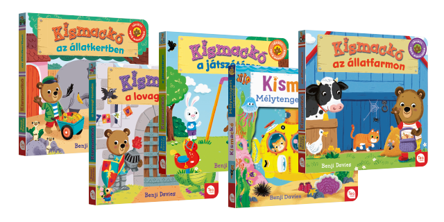 A legsikeresebb Kismackó-sorozat kapcsán a gyerekek Kismackó-álarcot készíthetnek maguknak,