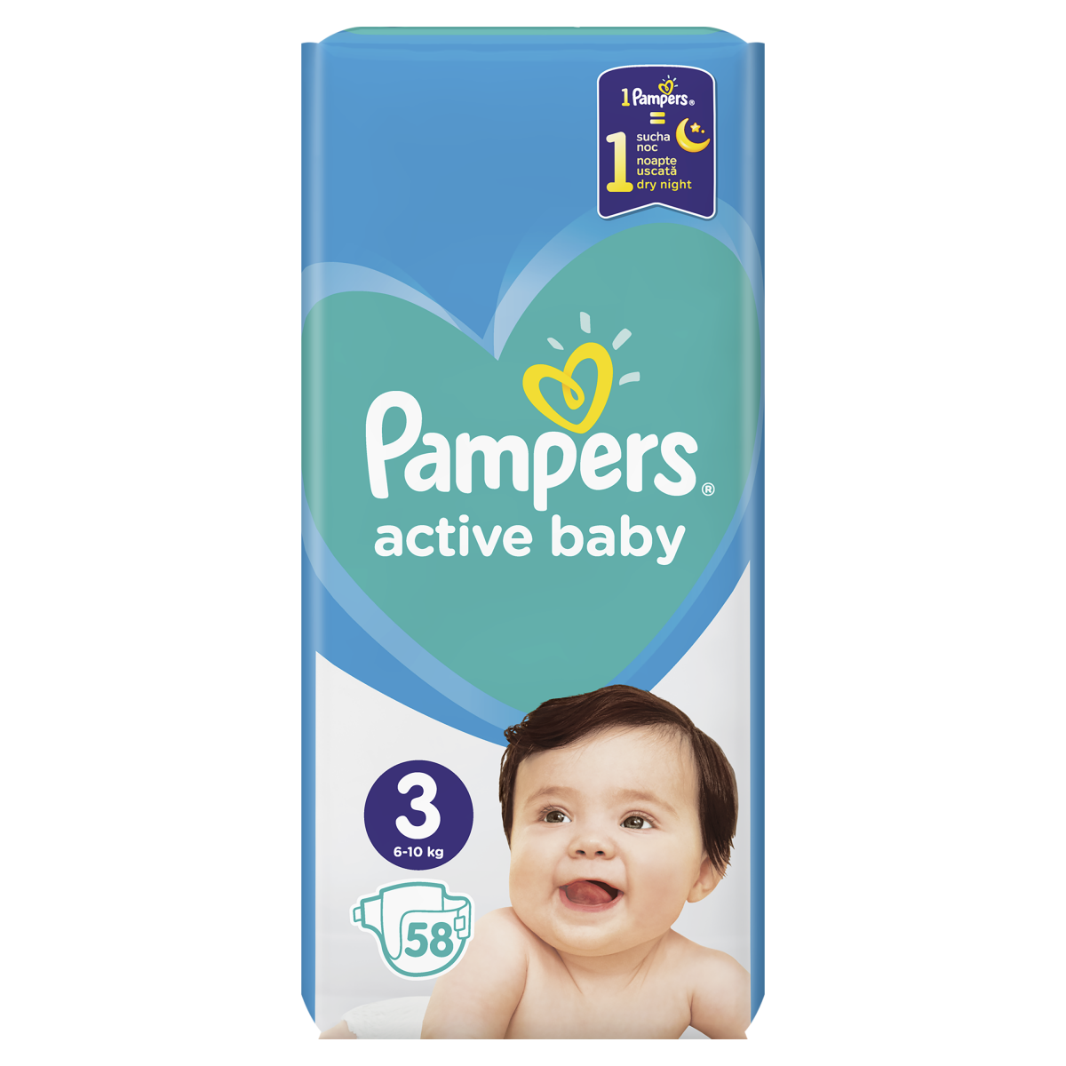 Pampers® Active Baby pelenka