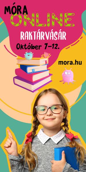 ONLINE RAKTÁRVÁSÁR - Móra könyvkiadó